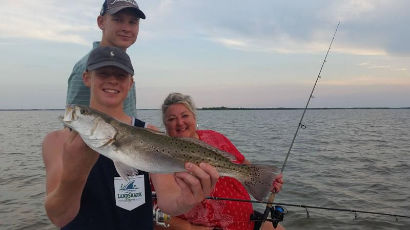 Tampa Inshore Fishing Experience