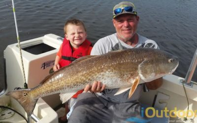 Florida Tampa Redfish Fishing Charter