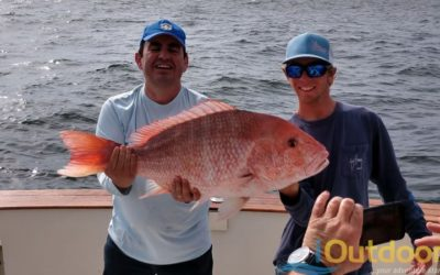 Tampa Bay Fishing Charter While Offshore and Inshore Fishing
