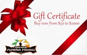 Tampa Fishing Gift Card